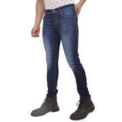 Skupar Faded Slim Fit Men Denim Jeans