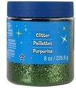 Glitter Powder for Art, Craft & Nail Art (ASL- 033 ) 226.8 gms
