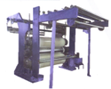 Heavy Duty Three Bowl Textile Calendering Machine
