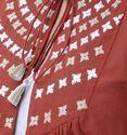 Collar Neck Open Blouse Top