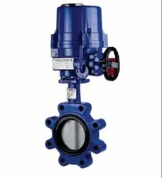 Electric Operated Butterfly Valve