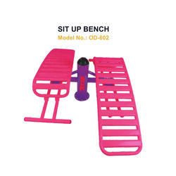 Outdoor Sit Up Bench