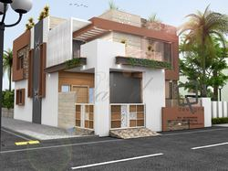 Modular Hostel Building Construction, in Local