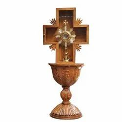 Wooden and Fiber Tabernacle