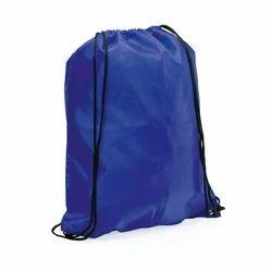 Dyed Drawstring Cotton Bag