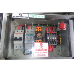 1 Phase AC Distribution Board