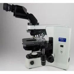 Olympus Laboratory Microscope