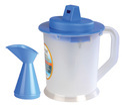 White & Blue Ozomax Marvel Respiratory Vaporizer