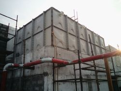 GRP Water Tank Maintenance Service