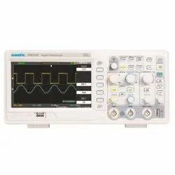 Scientific Digital Storage Oscilloscope 50 MHz 2 Channel SMO502