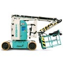 Iteco IT 100 E and IT 150 E Aerial Work Platforms