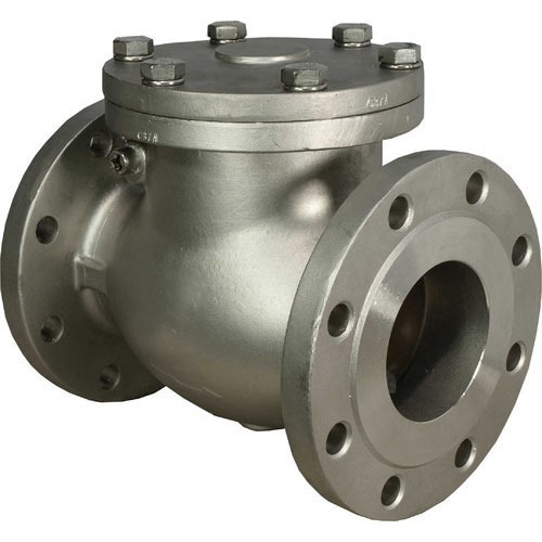 Check Valve Types >> Swing Type Check Valve