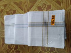 Cotton Mens Handkerchief