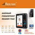 Rd Service For Realtime Aadhaar Biometric Attendance T502 And Rs405