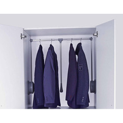 Up and Down Rack Soft Close Wardrobe