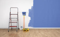 Residential Painting Service, 3D Wall Painting