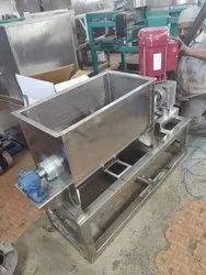 Stainless Steel Powder Mixing Machine