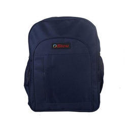 Dark Blue Small School Bag