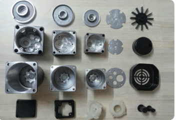 Precision Machine Components | Bunny Industries | Manufacturer in