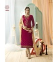 Cotton Casual Wear And Formal Wear Designer Salwar Suit