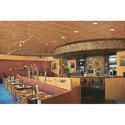Wooden Ceiling Panels For Restaurants