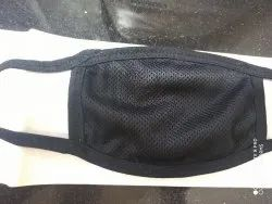 Cotton Universal Pollution Mask for Pharma Industry, Size: XL
