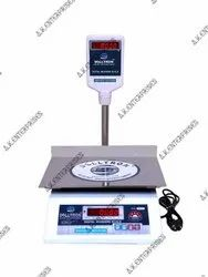 Table Top Scale Metal Body