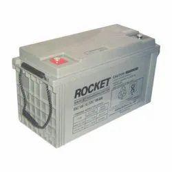 Lead Acid Battery Rocket SMF Battery, 12v Dc, Capacity: 150 Ah