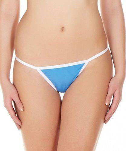422fa7256 Black And Yellow La Intimo Bikini Brazilian Style Panty For Women ...