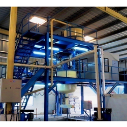 Stainless Steel AAC Batching System, Power Consumption: 500 - 700 kW