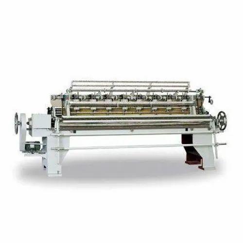 Cam Type Multi Needle Shuttle Quilting Machine