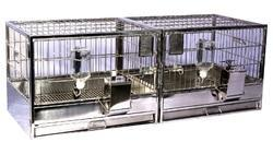 Breeding Type Rabbit Cage