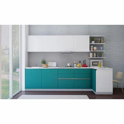 Modern L Shape Kitchen