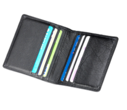 AAHIL Male Leather Credit Card Wallets, yes