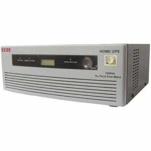 1050 Va Exide Home Ups At Rs 5000 Piece Sine Wave Home Inverter