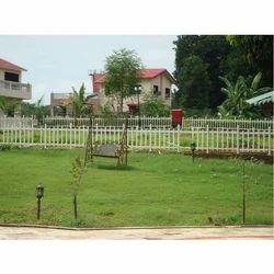 Safety PVC Fence