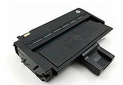 Black Plastic Toner Cartridge, SP200