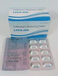 S-Adenosyl-L-Methionine 200mg Tablets