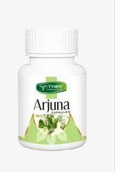 Tymon Arjuna Capsules, Prescription, Treatment: Heart Problems,Etc