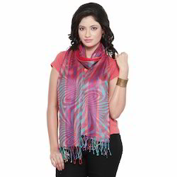 Abstract Designs Reversible Stole 162