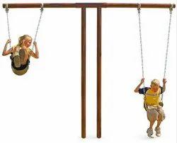 Parth Fibrotech T-Shape Swing