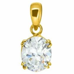 Zircon Pendant Men and Women Asthdhatu Gemstone