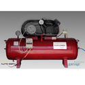 Two Stage Base Plate Mounted 7.5 Hp Air Compressor