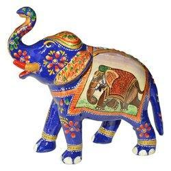 Meena Painted Elephant