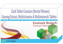 Multivitamin and Multimineral with Ginseng Tablet
