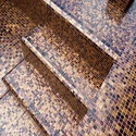 Pool Glass Mosaic Tile