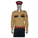 Men Full Sleeve Security Shirt