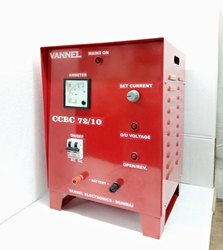 VANNEL Truck CCBC72/10A Constant Current Charger