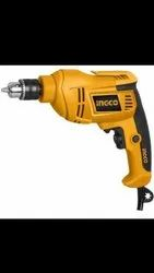 Ingco 10mm Drill Machine, Warranty: 6 Months