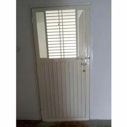Delightful Mild Steel MS Safety Door, Rs 5000 /piece, HBN Enterprises   ID: 18182794588